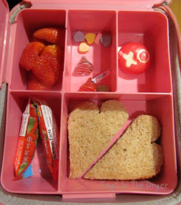 Valentines lunches