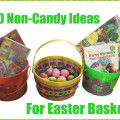 50 non-candy ideas for the Easter basket, non candy ideas for Easter
