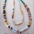 paper beads, paper crafts