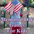 Memorial Day Games for Kids