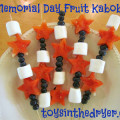 memorial day fruit kabobs