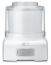 Cuisinart, cuisinart ice cream maker, ice cream machine, ice cream recipe