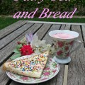 fairy bread and tea