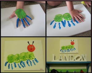 The Very Hungry Caterpillar, The Very Hungry Caterpillar Crafts, The Whoot Blog