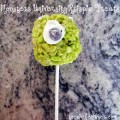 Monsters Inc Treats, Monsters University Treats, MU Treats, Rice Krispie Treat ideas