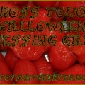 gross touch halloween guessing game