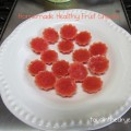 homemade fruit snacks, homemade healthy fruit snacks, make your own fruit snacks, fruit snacks