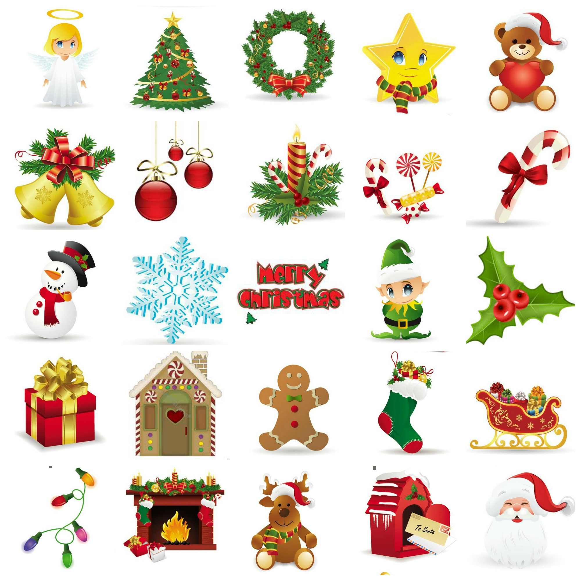 photograph regarding Printable Christmas Images known as Xmas BINGO- Free of charge Printables