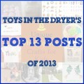 top 13 blog posts in 2013