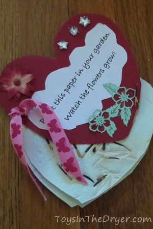 seed paper gift