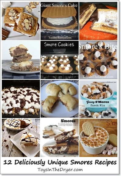 12 Smores Recipes
